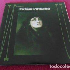 Discos de vinil: UNIDOS -TRIBUTO A PARÁLISIS PERMANENTE - AUTOMATAS / AMBROS CHAPEL / TRAVELING ZOO Y MAS - DOBLE EP. Lote 117439343