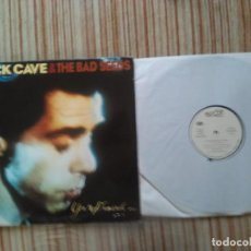Discos de vinilo: NICK CAVE & THE BAD SEEDS 2 EP-YOUR FUNERAL... MY TRIAL. Lote 117439543