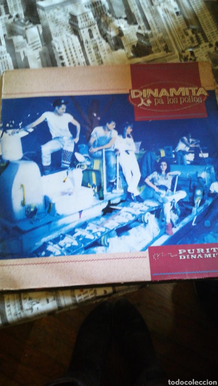 DINAMITA PA LOS POLLOS. LP (Música - Discos - LP Vinilo - Grupos Españoles de los 90 a la actualidad)