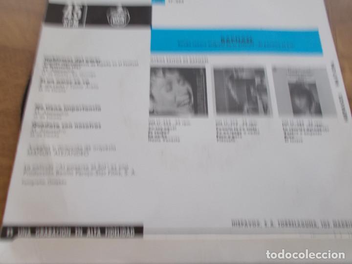 Discos de vinilo: RAPHAEL. EUROVISION 67, HABLEMOS DEL AMOR. - Foto 2 - 117453543