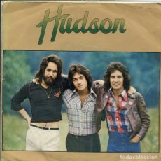 Discos de vinilo: HUDSON / STRAIGHT UP AND TALL / AMERICA / FIGHT BACK (EP 1973). Lote 117454039