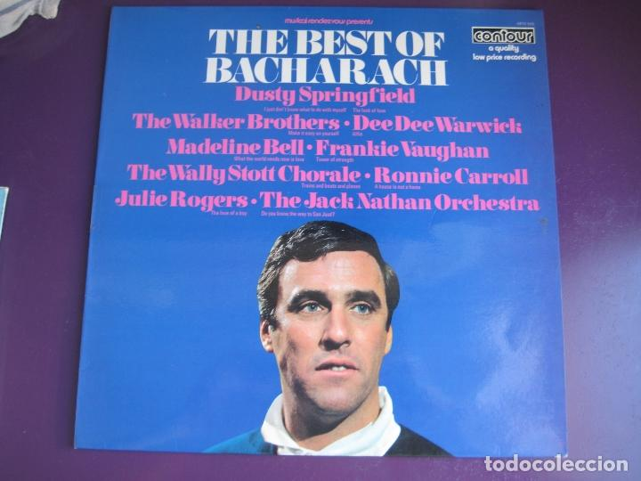 THE BEST OF BURT BACHARACH LP - DUSTY SPRINGFIELD - WALKER BROTHERS - DEE DEE WARWICK ETC LOUNGE POP (Música - Discos - LP Vinilo - Pop - Rock Extranjero de los 50 y 60)