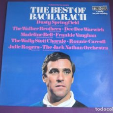 Discos de vinilo: THE BEST OF BURT BACHARACH LP - DUSTY SPRINGFIELD - WALKER BROTHERS - DEE DEE WARWICK ETC LOUNGE POP. Lote 117454167