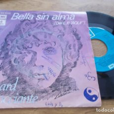Discos de vinilo: RICHARD COCCIANTE,BELLA SIN ALMA.. Lote 117456615