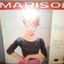 Discos de vinilo: MARISOL Y LA TUNA DE DERECHO DE MADRID LP DE COLOMBIA ESTUDIANTINA MADRILEÑA - CLAVELITOS - ..... Lote 117462847