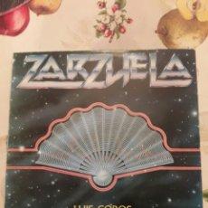 Discos de vinilo: LUIS COBOS. ZARZUELA. THE ROYAL PHILHARMONIC ORCHESTRA. VINILO.. Lote 117466794