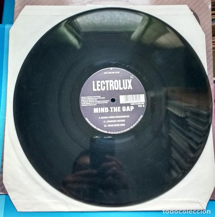 Discos de vinilo: Lectrolux – Mind The Gap - Foto 2 - 117473507