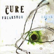 Discos de vinilo: THE CURE FREAKSHOW (2008) SINGLE VINILO 7'' NUEVO. Lote 16700737