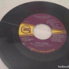 Discos de vinilo: RICK JAMES -- GHETTO LIFE --SINGLE SOUL FUNK . Lote 117541479