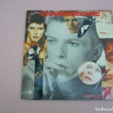 Discos de vinilo: DAVID BOWIE_CHANGESBOWIE_DOBLE VINILO 12'' EDICION ESPAÑOLA EMI_1990. Lote 117545139