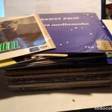 Discos de vinilo: GRAN LOTE 40 EPS Y SINGLES DEL ESPECTRO CATALÁN ÚLTIMOS 50 AÑOS VER FOTOGRAFÍAS. Lote 117546095