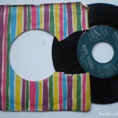Dischi in vinile: ROCK A MAMBO - MARIA VALENTE +1 - SG JUKE-BOX ESPAÑA LVDSA 1964 // CONGO AFRO LATIN HIGLIFE AFRICAN. Lote 117549307