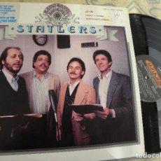Discos de vinilo: THE STATLERS BROTHERS -RADIO GOSPEL FAVORITES -LP PROMO USA 1986 -BUEN ESTADO. Lote 117569715