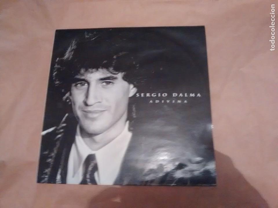 DISCO DE SERGIO DALMA (Música - Discos - Singles Vinilo - Solistas Españoles de los 70 a la actualidad)