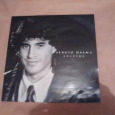 Discos de vinilo: DISCO DE SERGIO DALMA. Lote 117368943