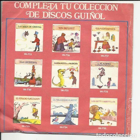 Discos de vinilo: MARISOL NAVIDA SG SERIE GUIÑOL LOS PECES/NOCHE DE PAZ VINILO ROJO - Foto 2 - 117583819