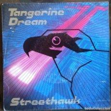 Discos de vinilo: TANGERINE DREAM – STREETHAWK SPAIN 1985 . Lote 117607603