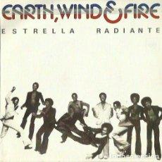 Discos de vinilo: EARTH, WIND & FIRE . SINGLE . SELLO CBS. EDITADO EN ESPAÑA. AÑO 1975. Lote 117617103