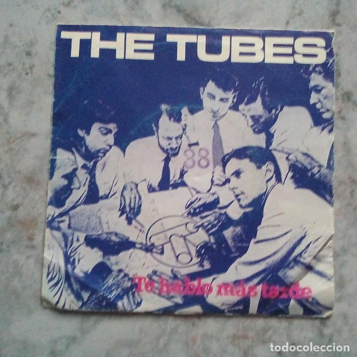 SINGLE DE THE TUBES - PROMO ESPAÑOL. (Música - Discos de Vinilo - Maxi Singles - Pop - Rock Internacional de los 70)