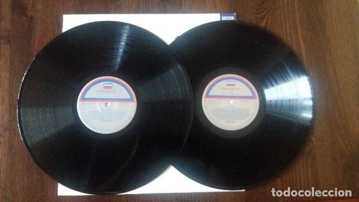 Discos de vinilo: TUTTO PAVAROTTI, 2 VINILOS. MUY BUEN ESTADO - Foto 3 - 117634903