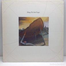 Discos de vinilo: THE SOUL CAGES- STING - LP - AM & RECORDS - 1985 -. Lote 117638115