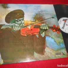 Discos de vinilo: ORQ.DE LA SUISSE ROMANDE DIR.ERNEST ANSERMET STRAVINSKY LP 1972 ACE OF DIAMONDS SPAIN ESPAÑA. Lote 117642107