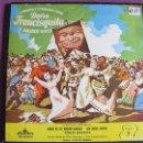 Discos de vinilo: LP - DOÑA FRANCISQUITA (CAJA CON 2 LP'S, SPAIN, DISCOS ALHAMBRA 1962). Lote 117647891