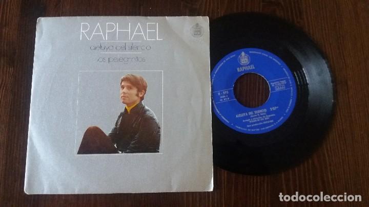 RAPHAEL ALELUYA DEL SILENCIO/ LOS PELEGRINITOS (Música - Discos - LP Vinilo - Solistas Españoles de los 70 a la actualidad)