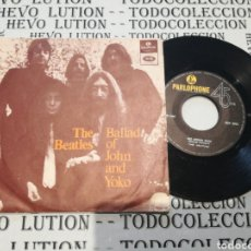 Vinyl-Schallplatten - The Beatles ballad of john and yoko ( edición portuguesa) - 117667712