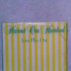 Discos de vinilo: DISCO VINILO *HAIRCUT ONE HUNDRED 1-2 + BONEY M*. Lote 117680499