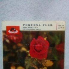 Discos de vinilo: PEQUEÑA FLOR * WERNER MULLER...*. Lote 117681643