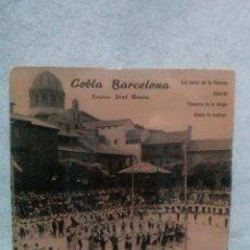 Discos de vinilo: COBLA BARCELONA * LES NOIES DE LA TORRASA....*. Lote 117683083