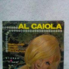 Discos de vinilo: AL CAIOLA *BESAME MUCHO...*. Lote 117683563