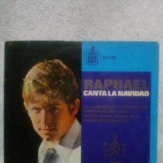 Discos de vinilo: RAPHAEL *CANTA LA NAVIDAD*. Lote 117684491