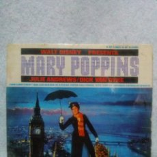 Discos de vinilo: MARY POPPINS *BANDA SONORA.......*. Lote 117685775