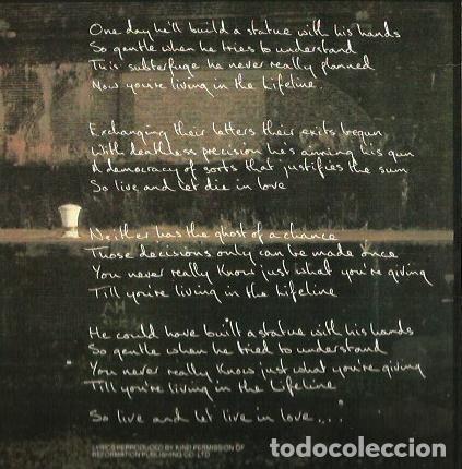 Discos de vinilo: SPANDAU BALLET. MAXI-SINGLE. PROMOCIONAL. SELLO CHRYSALIS. EDITADO EN ESPAÑA. AÑO 1982 - Foto 2 - 117722603