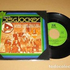 Discos de vinilo: DARTS - DADDY COOL - SINGLE - 1978. Lote 117741759