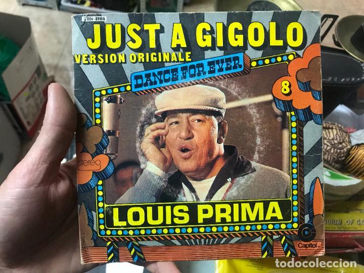 GIGOLO TÉLÉCHARGER LOUIS PRIMA JUST A