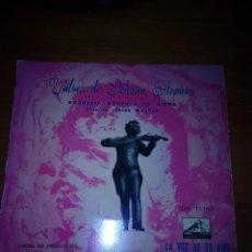 Discos de vinilo: VALSES DE JOHANN STRAUSS. ORQUESTA BOHEMI DE VIENA. LA VOZ DE SU AMO. EL MURCIELAGO. .. MB3. Lote 117817763