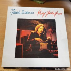 Discos de vinilo: RORY GALLAGHER. FRESH EVIDENCE . Lote 117828551