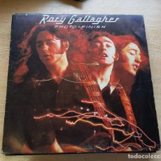 Discos de vinilo: RORY GALLAGHER. PHOTO FINISH -1979. Lote 117828767
