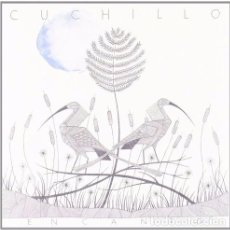 Discos de vinilo: LP CUCHILLO ENCANTO VINILO PSYCH. Lote 117835259