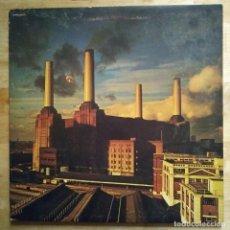 Discos de vinilo: PINK FLOYD - ANIMALS - LP - EMI 1977 - DISCO BUEN ESTADO - PORTADA ALGO DESGASTADA VER FOTOS. Lote 117837863