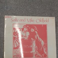 Discos de vinilo: SALLY AND MIKE OLFIELD. THE SALLYANGIE. CHILDREN OF THE SUN. 1.979.. Lote 117845216