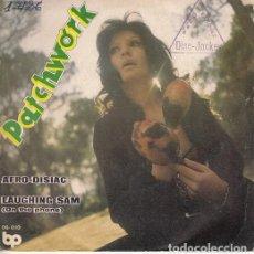 Discos de vinilo: PATCHWORK - AFRO - DISIAC - SINGLE ESPAÑOL DE VINILO SOUL PSICODELIA. Lote 117854635