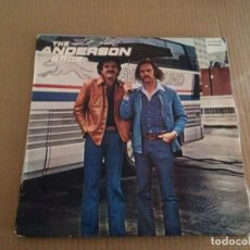Discos de vinilo: THE ANDERSON BROTHERS- THE ANDERSON BROS. . Lote 117872959