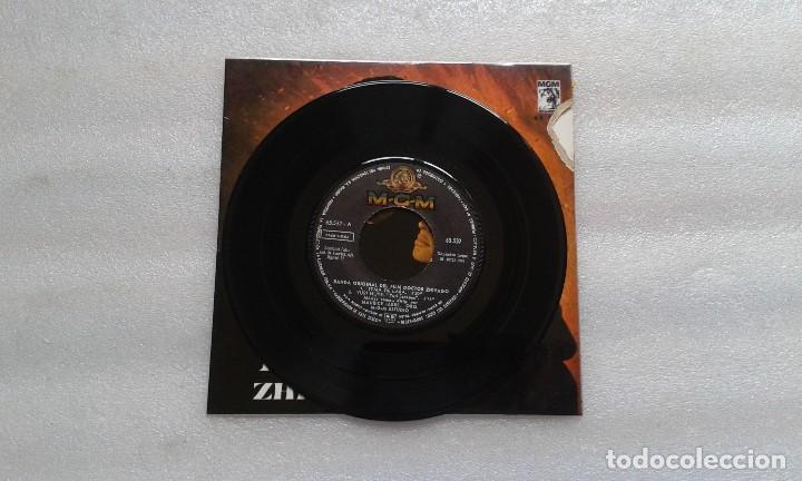 Discos de vinilo: BANDA SONORA - DOCTOR ZHIVAGO TEMA DE LARA EP 1966 - Foto 2 - 117885503