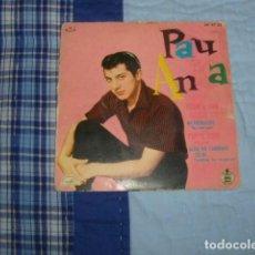 Discos de vinilo: EPS. PAUL ANKA . Lote 117886979