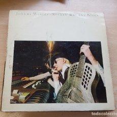 Discos de vinilo: JOHNNY WINTER NOTHIN' BUT THE BLUES LP-1977. Lote 117889431