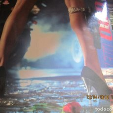 Discos de vinilo: UTFO - LETHAL LP - ORIGINAL U.S.A. - SELECT RECORDS 1987 - CON FUNDA INTERIOR ORIGINAL -. Lote 117924387